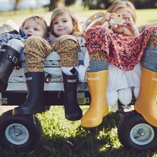 Have you got gumboots for your SuperCool Kid? Hubble + Duke make the best ones!