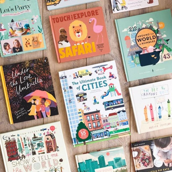 We have such a great range of Kids Books at the moment... for bubs to pre-teens!