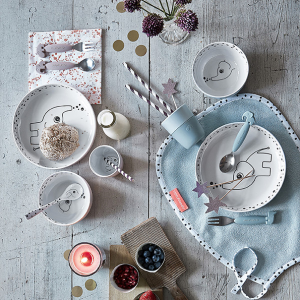 We are stocked up again with this great danish kids crockery range!