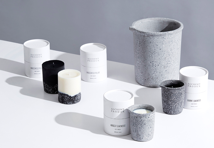 Read our interview with Alchemy Produx; one of our fave stockists of the Chemistry Candles that have become best sellers!