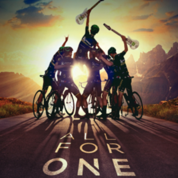 One of our BFF's directed this film. If you love cycling, go see it!