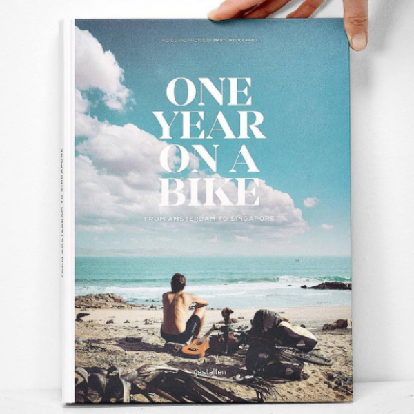 This book captures the imagery, people, gear needed & tips on one man's journey.