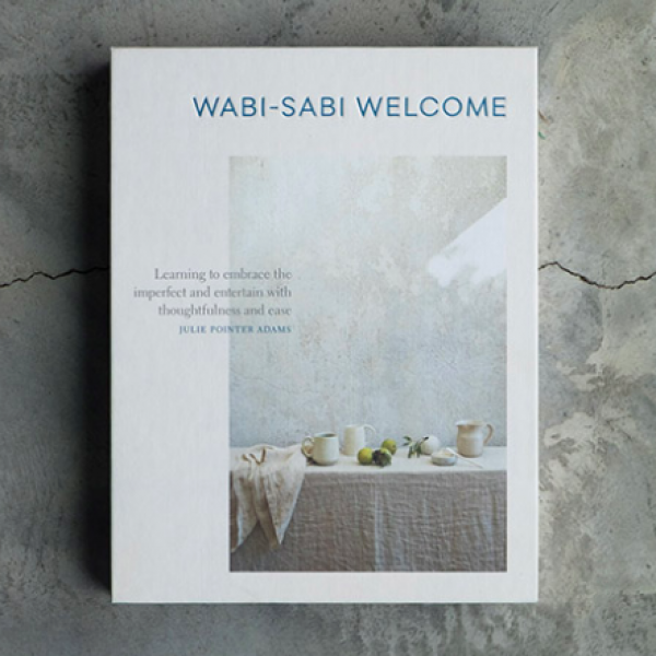 What is Wabi-Sabi & how does it affect your entertaining? Find out....
